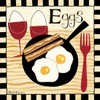 Breakfast Eggs Poster Print by Dan DiPaolo - Item # VARPDXDDPSQ113