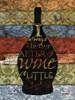 Wine A Little Poster Print by Diane Stimson - Item # VARPDXDSRC243B1