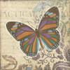 Bfly Harmony 2 Poster Print by Diane Stimson - Item # VARPDXDSSQ228B1