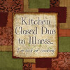 Patchwork Kitchen Poster Print by Diane Stimson - Item # VARPDXDSSQ254B