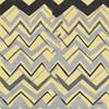 Yel Gray Stripes 1 Poster Print by Diane Stimson - Item # VARPDXDSSQ293A1