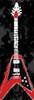 Electric Guitar A Poster Print by Enrique Rodriquez Jr - Item # VARPDXERJPL002A