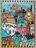 10 Oclock Poster Print by Karla Gerard - Item # VARPDXGER134