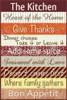 Kitchen Patterns Poster Print by Lauren Gibbons - Item # VARPDXGLRC023B