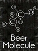 Beer Molecule Rect Poster Print by Lauren Gibbons - Item # VARPDXGLRC041A