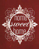 Red Chalk Home Poster Print by Lauren Gibbons - Item # VARPDXGLRC122A