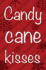 Candy Cane Banner Poster Print by Lauren Gibbons - Item # VARPDXGLRC135A