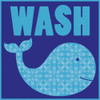Wash Whale Poster Print by Lauren Gibbons - Item # VARPDXGLSQ030C