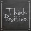 Think Positive Poster Print by Lauren Gibbons - Item # VARPDXGLSQ037C