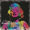 Marilyn Rainbow Smile Poster Print by Lauren Gibbons - Item # VARPDXGLSQ066D