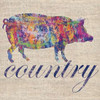 Pig Farm Poster Print by Lauren Gibbons - Item # VARPDXGLSQ183A
