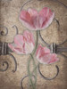 Floral Fence Mate 3 Poster Print by Jace Grey - Item # VARPDXJGRC115B3