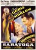 Saratoga Movie Poster (11 x 17) - Item # MOV417009