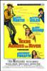 Texas across the River Movie Poster Print (27 x 40) - Item # MOVIB09814