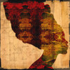 Nubian Queen I Poster Print by Taylor Greene - Item # VARPDXTGSQ282A