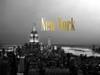 Golden New York Poster Print by Tracey Telik - Item # VARPDXTKRC129B