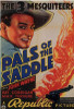 Pals of the Saddle Movie Poster (11 x 17) - Item # MOV199898