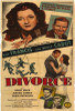 Divorce Movie Poster Print (27 x 40) - Item # MOVIH5561