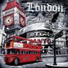 London Portobello Poster Print by BRAUN Studio BRAUN Studio # A514