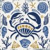 Primitive Sea VII Poster Print by Daphne Brissonnet # 63860