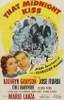 That Midnight Kiss Movie Poster Print (27 x 40) - Item # MOVIB48680