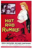 Hot Rod Rumble Movie Poster (11 x 17) - Item # MOV143922