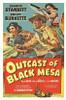 Outcasts of Black Mesa Movie Poster Print (27 x 40) - Item # MOVAJ7172