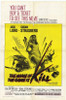 Name of the Game Is Kill Movie Poster Print (27 x 40) - Item # MOVEH6626