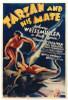 Tarzan and His Mate Movie Poster Print (27 x 40) - Item # MOVGF5173