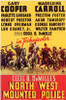 North West Mounted Police Movie Poster Print (27 x 40) - Item # MOVAF6339