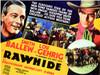 Rawhide Movie Poster Print (27 x 40) - Item # MOVCF2301