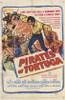 Pirates of Tortuga Movie Poster Print (27 x 40) - Item # MOVAH7190