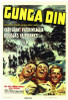 Gunga Din Movie Poster Print (27 x 40) - Item # MOVAF7172