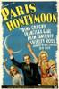 Paris Honeymoon Movie Poster Print (27 x 40) - Item # MOVIB22850