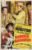 Border Roundup Movie Poster Print (27 x 40) - Item # MOVAB78711