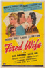 Fired Wife Movie Poster Print (27 x 40) - Item # MOVEH1029