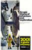 2001: A Space Odyssey Movie Poster Print (27 x 40) - Item # MOVAI8549