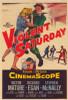 Violent Saturday Movie Poster Print (27 x 40) - Item # MOVIH7580