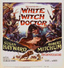 White Witch Doctor Movie Poster Print (27 x 40) - Item # MOVCB00750