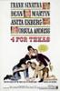 4 for Texas Movie Poster (11 x 17) - Item # MOVEJ5234