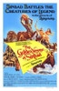 Golden Voyage of Sinbad Movie Poster (11 x 17) - Item # MOV170456