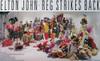 Elton John Reg Strikes Back Poster - Item # RAR9992700