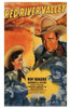 Red River Valley Movie Poster (11 x 17) - Item # MOV142867