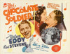 The Chocolate Soldier Movie Poster (11 x 17) - Item # MOVAB68753