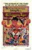 The Screaming Tiger Movie Poster (11 x 17) - Item # MOV204767