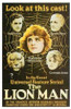 The Lion Man Movie Poster (11 x 17) - Item # MOV202648