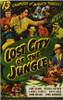 Lost City of the Jungle Movie Poster (11 x 17) - Item # MOVGE4011