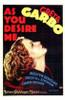 as You Desire Me Movie Poster (11 x 17) - Item # MOV143317