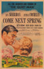 Come Next Spring Movie Poster Print (27 x 40) - Item # MOVCH5499