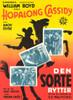 Hopalong Cassidy Movie Poster (11 x 17) - Item # MOV292706